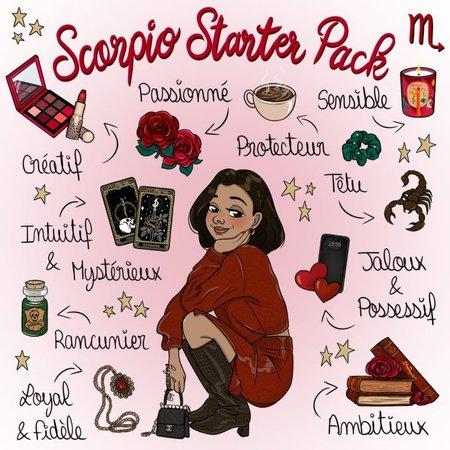 Scorpio Starter Pack