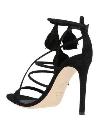 Giuseppe Zanotti Giuseppe Zanotti 'rock 40' Shoes - Brown - 11297912 | italist