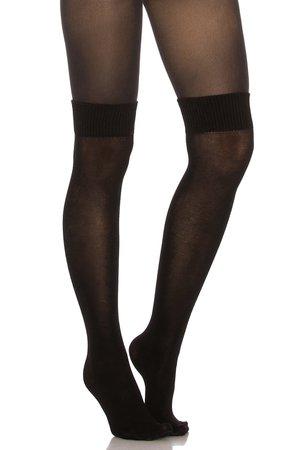 Secret Sock Tights