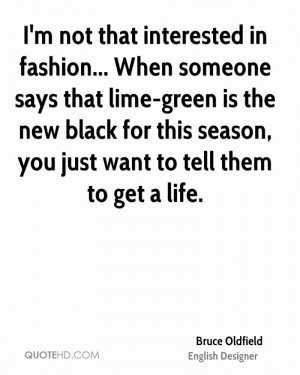 Famous Quotes About Fashion Trends. QuotesGram