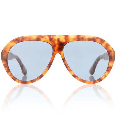 Navigator acetate sunglasses
