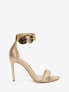 Alexander McQueen Sandals | Women's Wedge & Flat Sandals