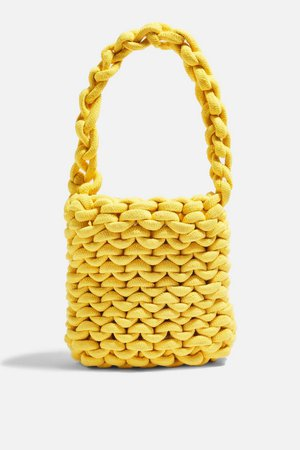 Seattle Rope Tote Bag - Bags & Purses - Bags & Accessories - Topshop