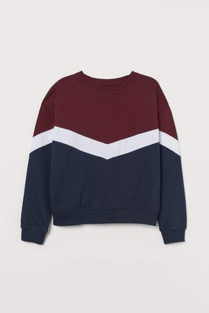 H&M+ Sweatshirt - Blue