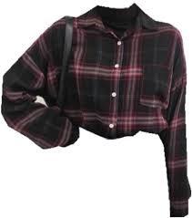 plaid shirt !!