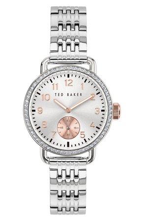 Ted Baker London Hannahh Bracelet Watch, 34mm | Nordstrom