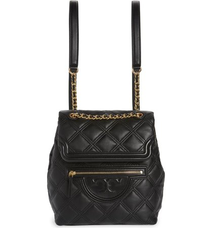 Tory Burch Fleming Soft Quilted Leather Mini Backpack | Nordstrom