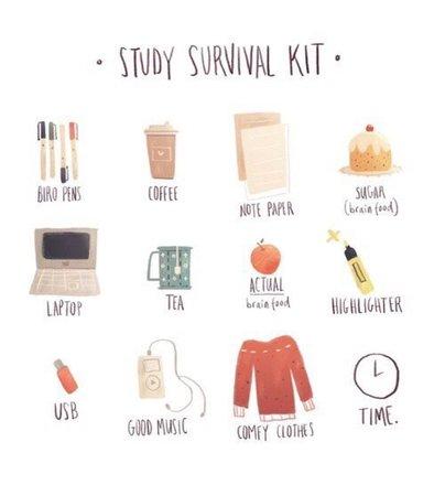 study kits