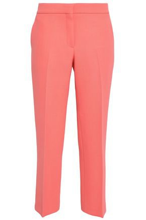 Wool-crepe straight-leg pants | PRINGLE OF SCOTLAND | Sale up to 70% off | THE OUTNET