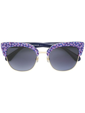 Kate Spade KARRIS Sunglasses KARRIS Pink | Farfetch