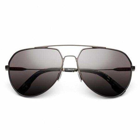 Sunglasses | Shop Women's Grey Nylon Sunglass at Fashiontage | 08815-903