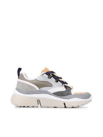 Chloé Multicolor Sneakers