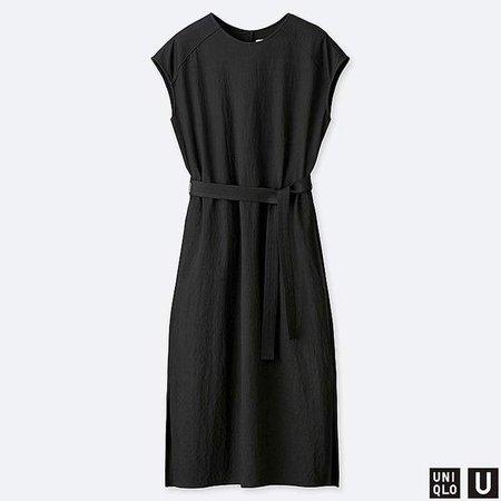 Women's U Tube Short-sleeve Dress