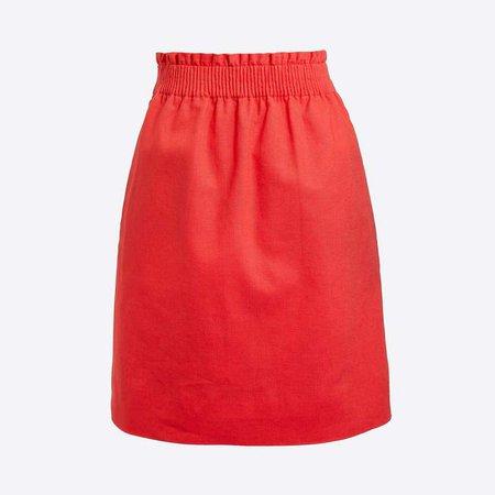 Sidewalk skirt
