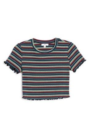 BP. Stripe Rib Baby T-Shirt | Nordstrom