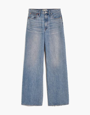 Superwide-Leg Jeans in Eastchester Wash