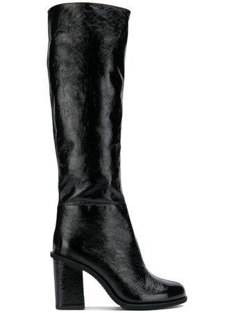 Lanvin Knee High Boots - Farfetch