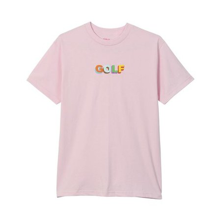 MULTI COLOR 3D GOLF TEE by GOLF WANG - GOLF WANG