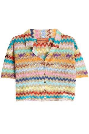 Cropped Shirt Gr. IT 42
