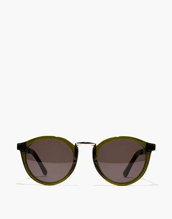 Women's Indio Sunglasses: Sale   Madewell green