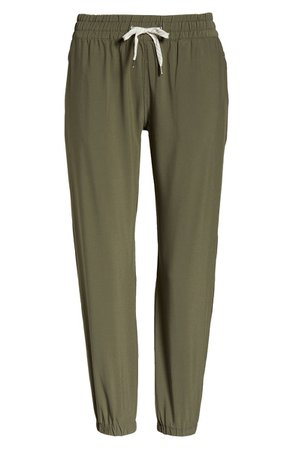 Woven Weekend Joggers | Nordstrom
