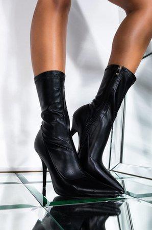 Booties | Ankle Boots, Platform Booties, Wedge Booties, Flat Booties- AKIRA