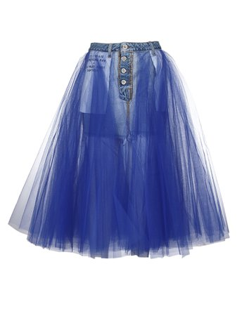 Unravel Skirt