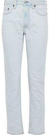 South Mid-rise Slim-leg Jeans