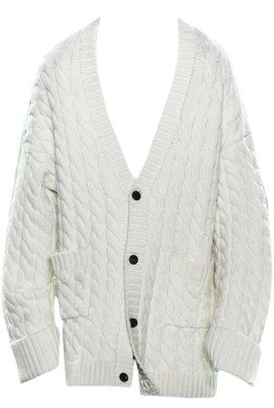 Matthew Adams Dolan white sweater