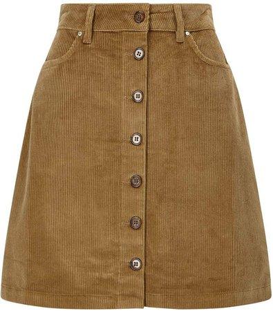 Maretta Skirt In Camel