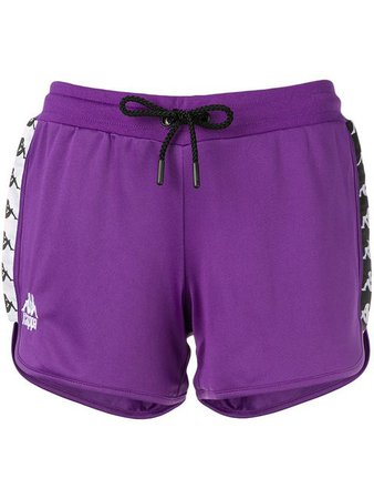 Kappa logo drawstring shorts $57 - Shop SS19 Online - Fast Delivery, Price