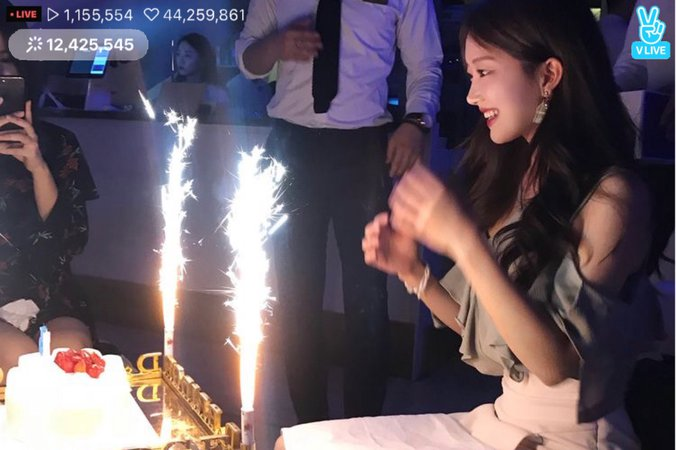 KIRA'S BIRTHDAY V-LIVESTREAM