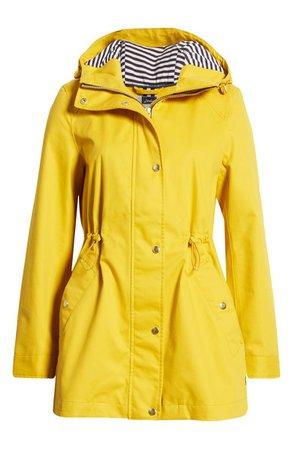joules Joules Shoreside Waterproof Hooded Raincoat | Nordstrom | ShopLook