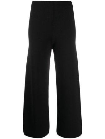 D.Exterior wide-leg Wool Trousers - Farfetch