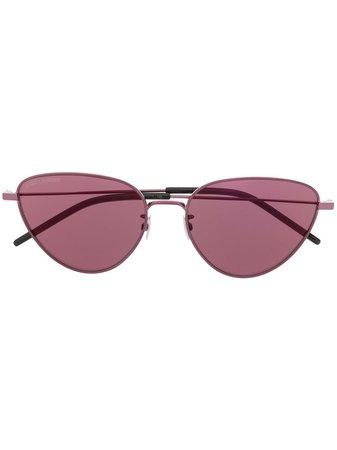 Saint Laurent Eyewear SL310 Sunglasses - Farfetch