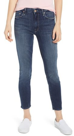 'The Looker' Crop Skinny Jeans