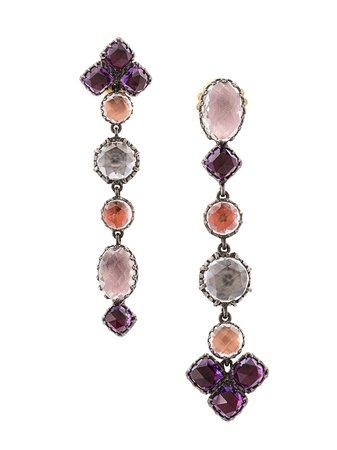 Larkspur & Hawk Sadie Multi Duster Earrings | Farfetch.com