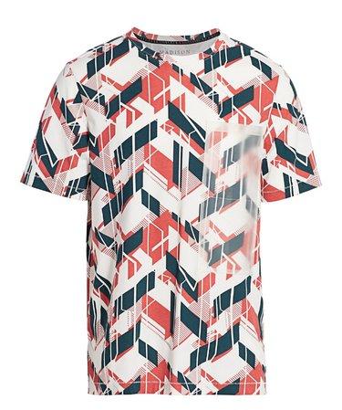 VInyl Chevron t shirt