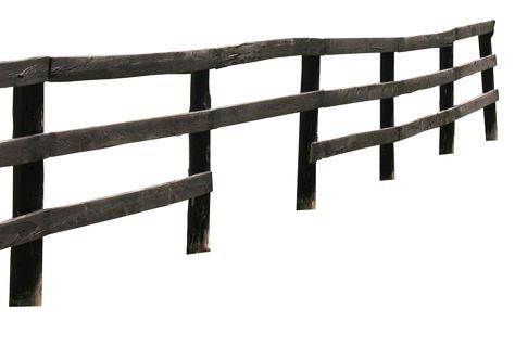 dark wood fence png brown black filler