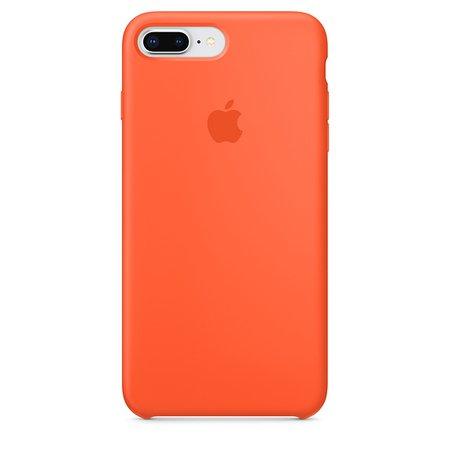 iPhone8Plus / 7Plus Silikon Case – Weiß - Apple (DE)