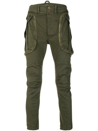 Faith Connexion 'Green Zipper Detail Cargo Pants' - Google Search