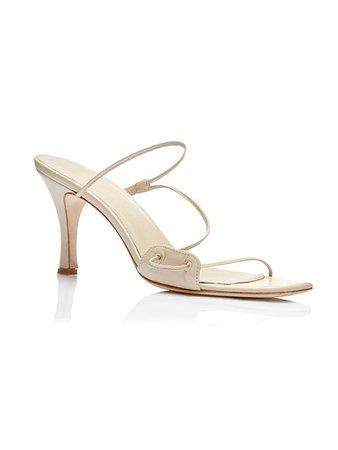 Christopher Esber, Alexa leather heel sandals
