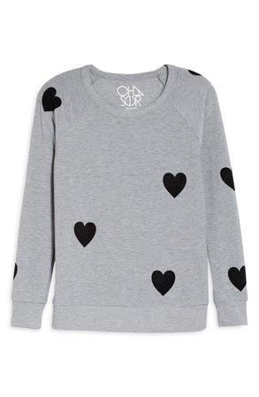 Chaser Print Sweatshirt | Nordstrom
