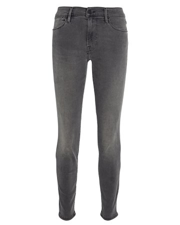 FRAME | Le High Burton Skinny Jeans | INTERMIX®