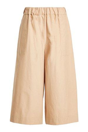 3/4 Length Cotton Pants Gr. US 2