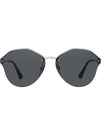Prada Eyewear Cinéma Sunglasses - Farfetch