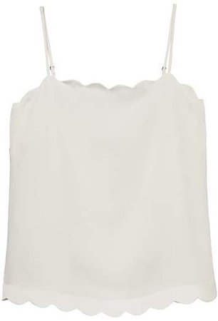 Scalloped Essential Camisole