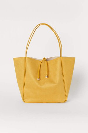Shopper - Yellow