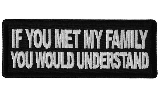 family patch