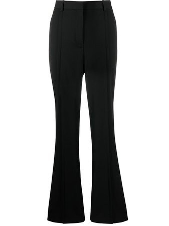 Versace, tailored wool trousers